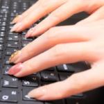 【若松・八幡のパソコン指導・教室】キーボードに爪があたる!対策は?